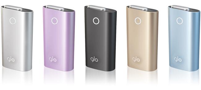 электронная сигарета glo где купить